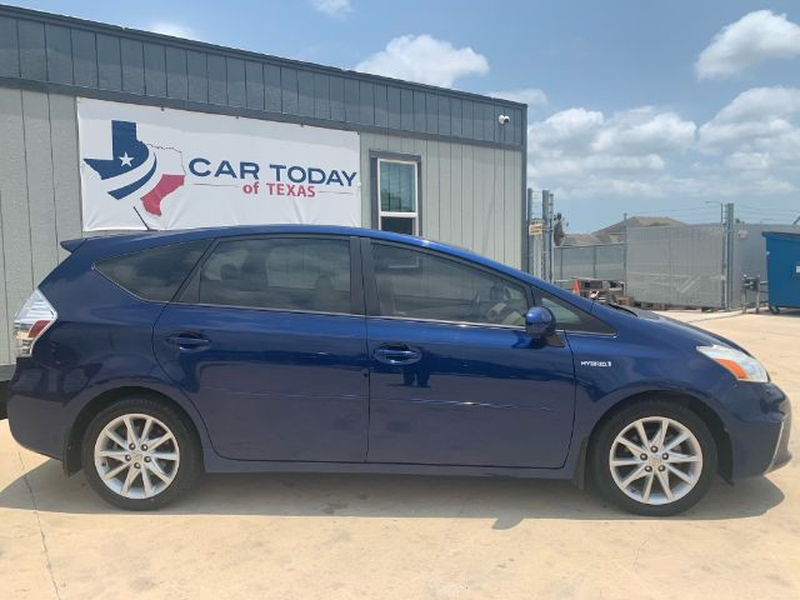 Toyota Prius V 2012 price Call for Pricing.