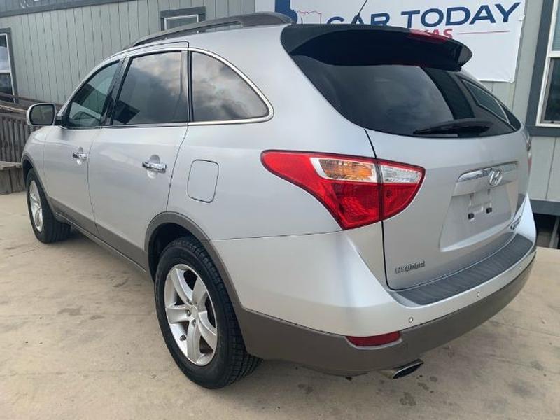 Hyundai Veracruz 2008 price Call for Pricing.