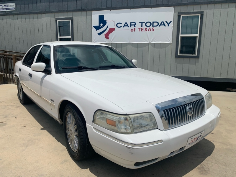 Mercury Grand Marquis 2009 price Call for Pricing.