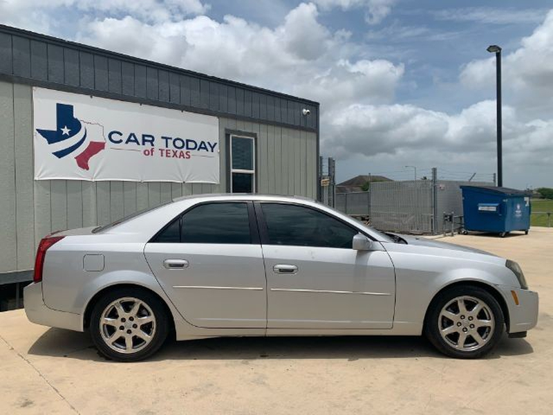 Cadillac CTS 2003 price Call for Pricing.