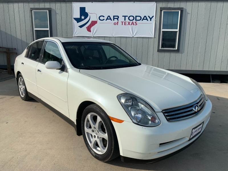 Infiniti G35 2004 price Call for Pricing.