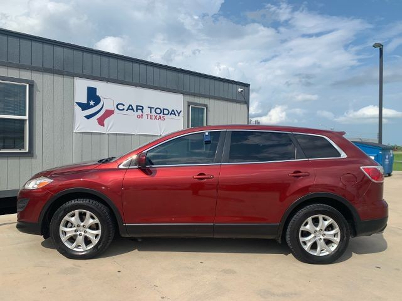 Mazda CX-9 2011 price Call for Pricing.