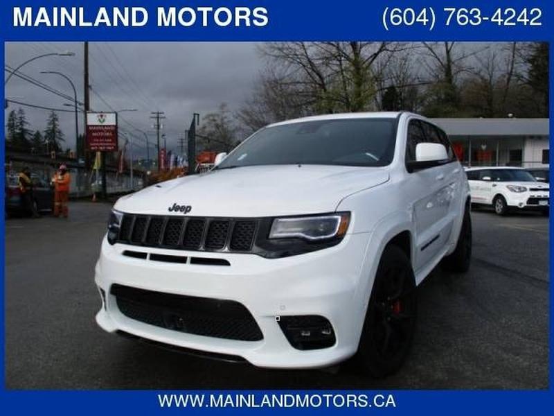 Jeep Grand Cherokee 2018 price $66,995