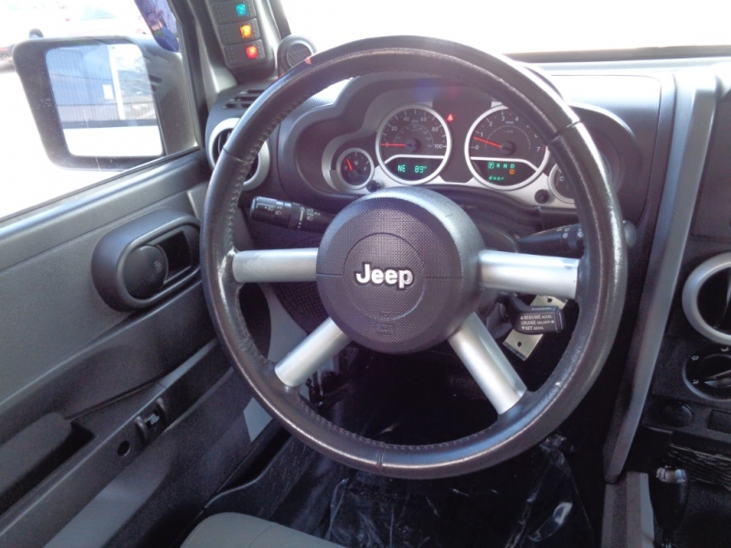Jeep Wrangler Unlimited 2010 price $22,995