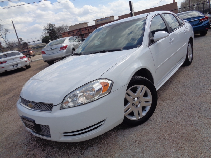 Chevrolet Impala 2012 price $11,995
