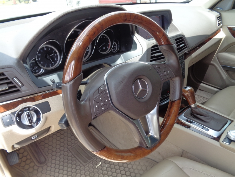 Mercedes-Benz E-Class 2012 price $17,995