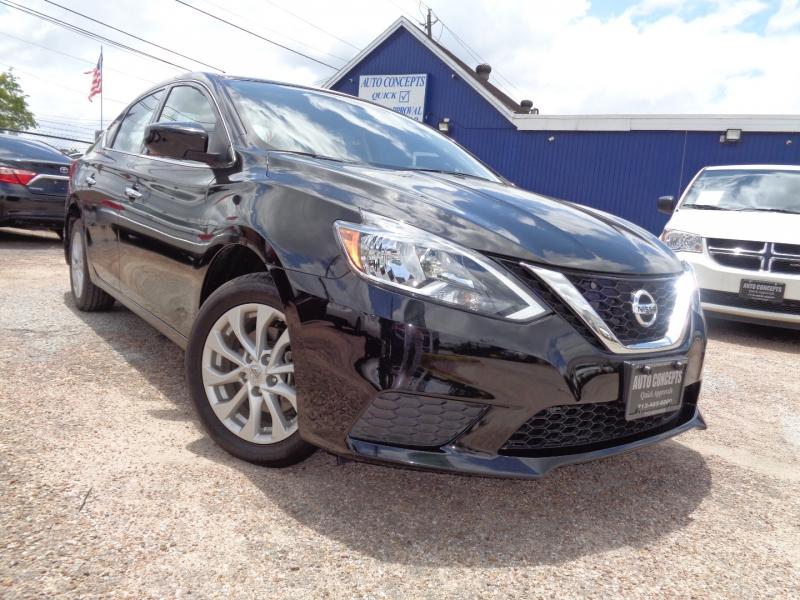 Nissan Sentra 2018 price $18,995