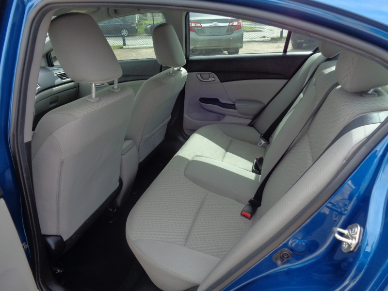 Honda Civic Sedan 2015 price $17,995