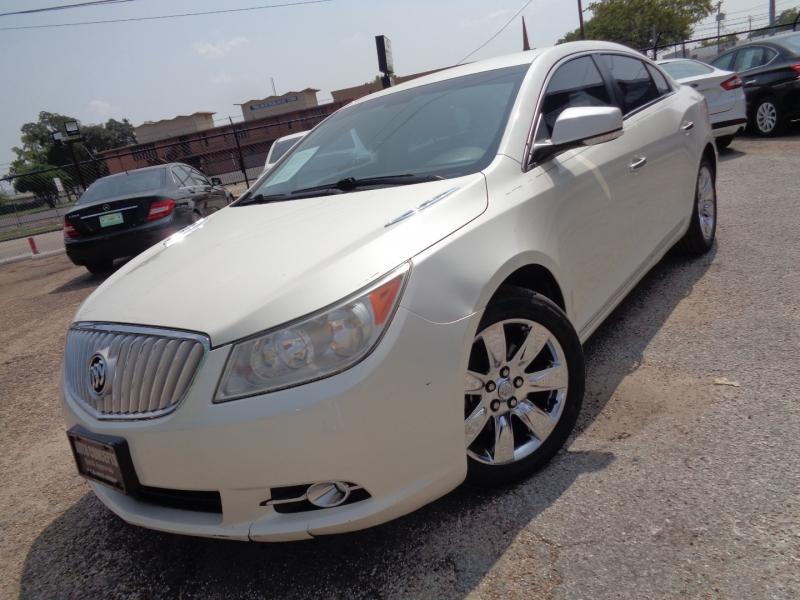 Buick LaCrosse 2010 price $12,995