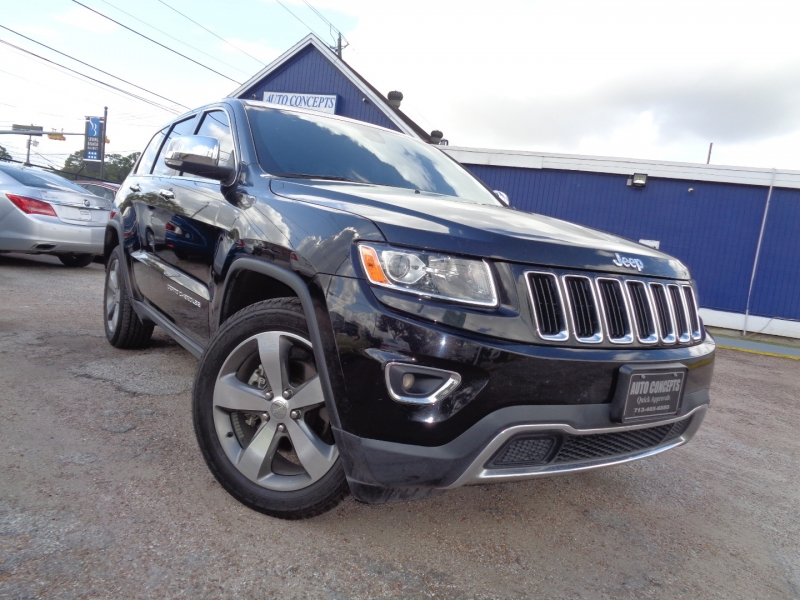 Jeep Grand Cherokee 2015 price $22,995