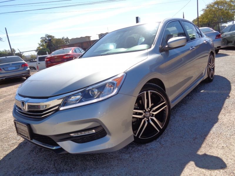 Honda Accord Sedan 2017 price $19,995
