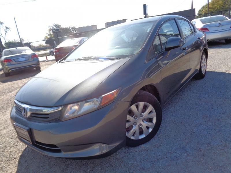 Honda Civic Sdn 2012 price $14,995
