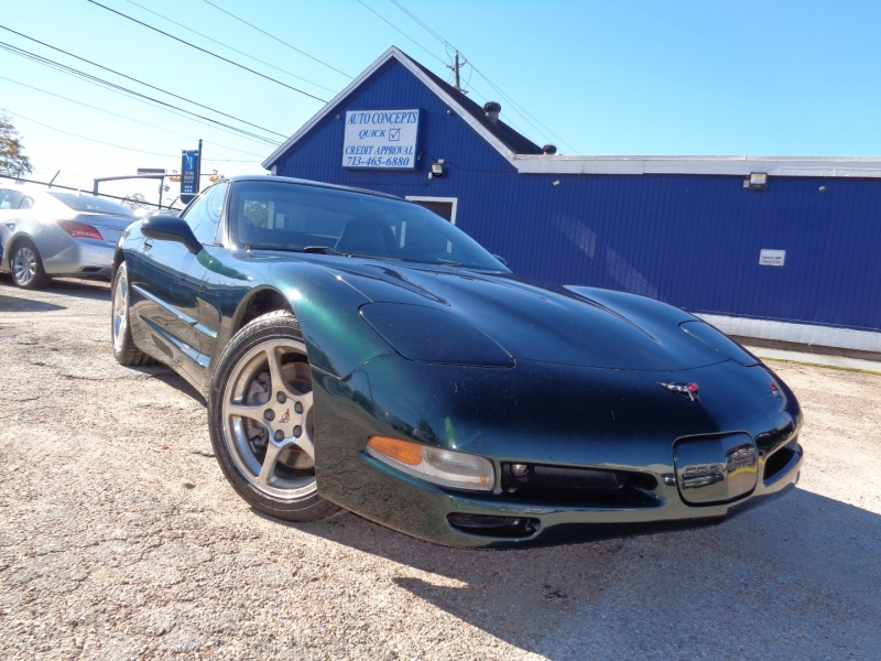Chevrolet Corvette 2001 price $19,995