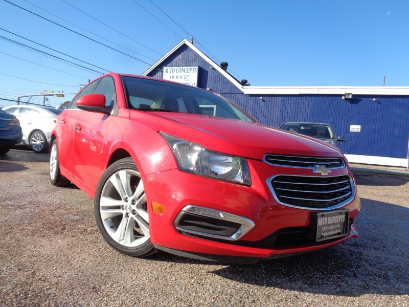 Chevrolet Cruze Limited 2016 price $14,995
