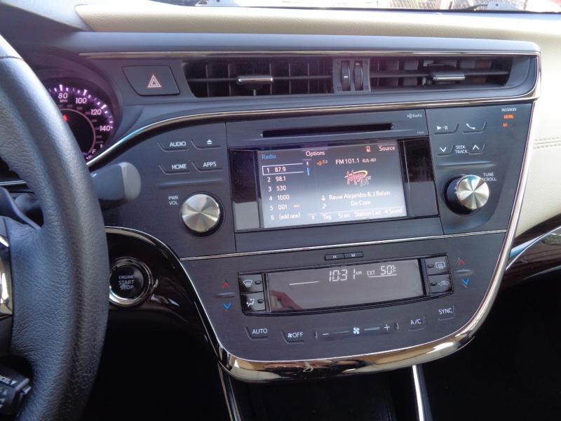 Toyota Avalon 2015 price $19,995