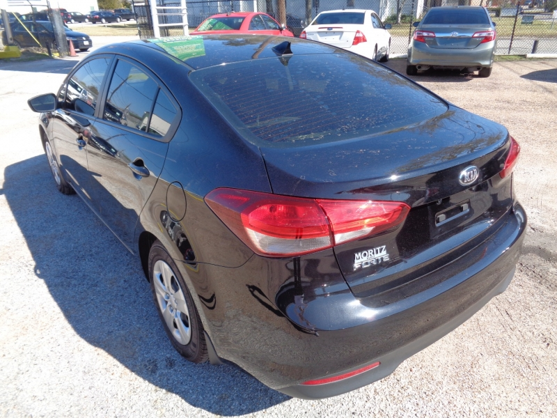 Kia Forte 2018 price $16,995