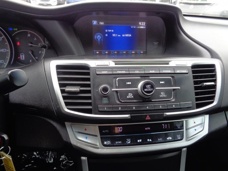Honda Accord Sdn 2013 price $15,995