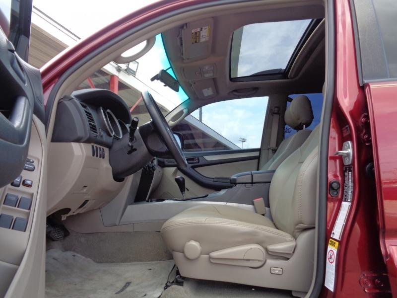 Toyota 4Runner 2008 price $0
