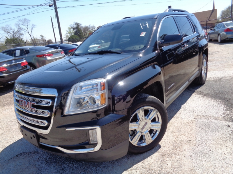 GMC Terrain 2016 price $17,995