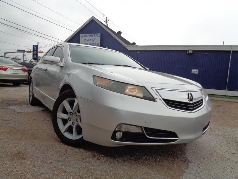 Acura TL 2012 price $19,995