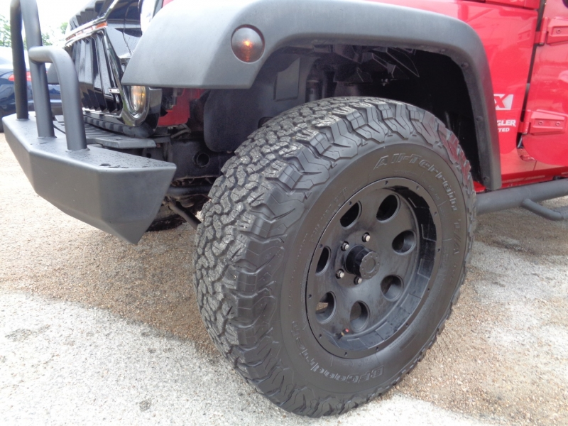 Jeep Wrangler 2008 price $20,995