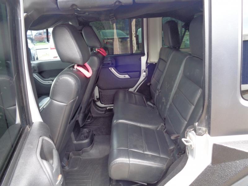Jeep Wrangler Unlimited 2012 price $29,995
