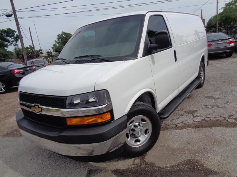 Chevrolet Express Cargo Van 2018 price $37,995