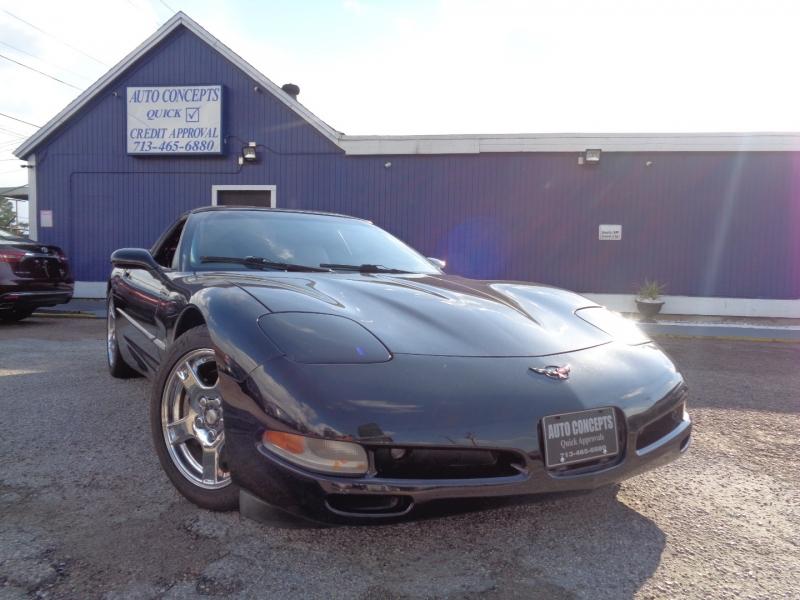 Chevrolet Corvette 1998 price $18,995