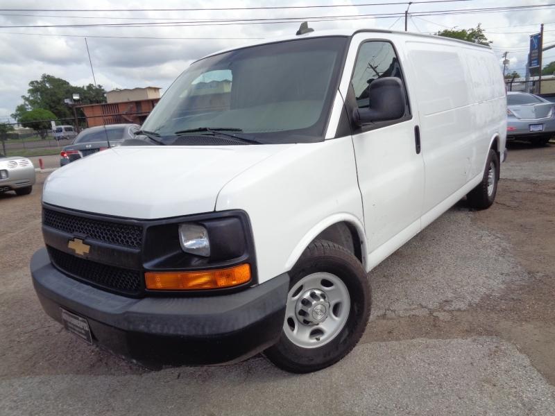 Chevrolet Express Cargo Van 2016 price $27,995