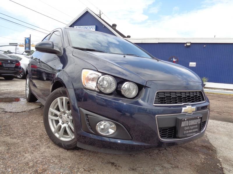 Chevrolet Sonic 2015 price $14,995