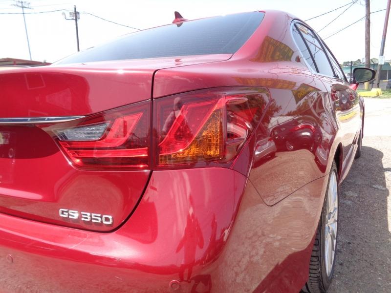 Lexus GS 350 2013 price $25,995