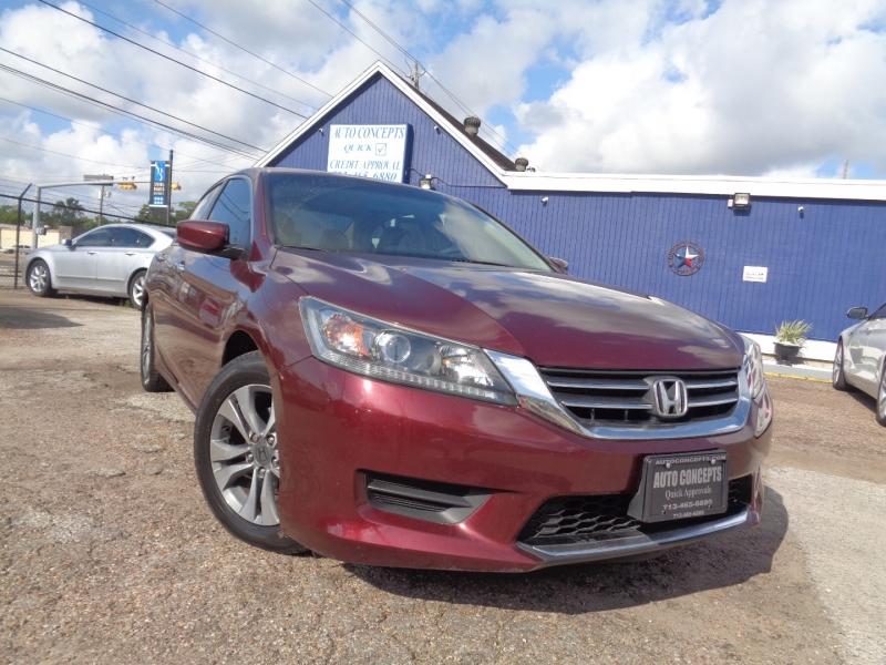 Honda Accord Sedan 2013 price $16,995