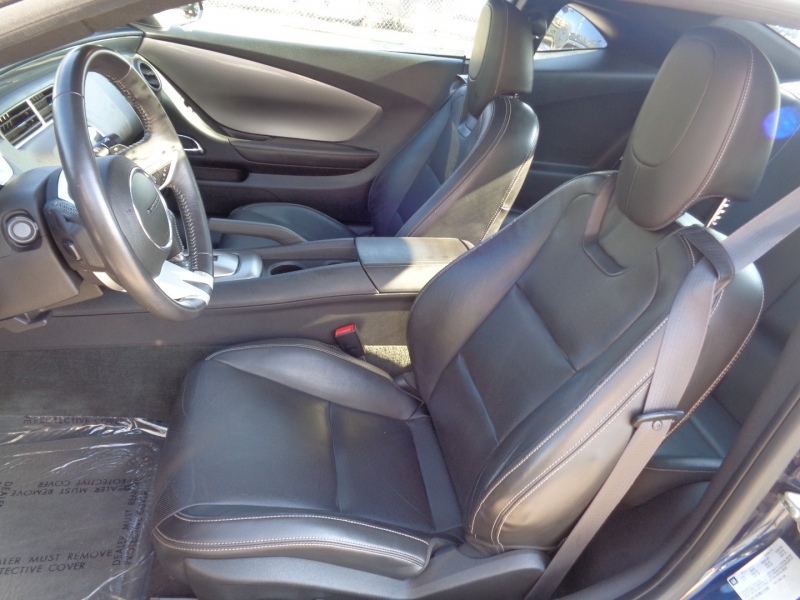 Chevrolet Camaro 2011 price $20,995