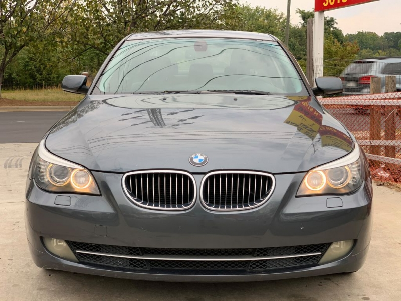 BMW 528 2008 price $6,900