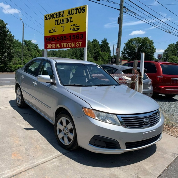 KIA OPTIMA 2009 price $4,900