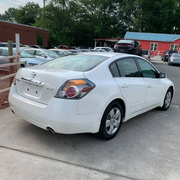 Nissan ALTIMA 2008 price $4,900