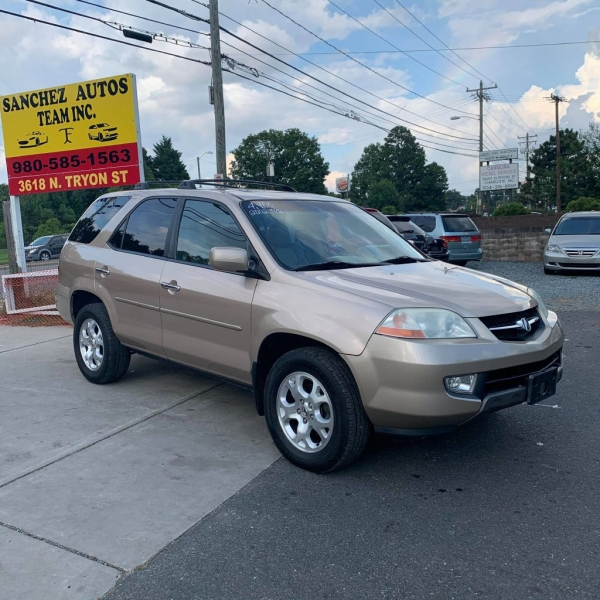 Acura MDX 2002 price $4,900 Cash