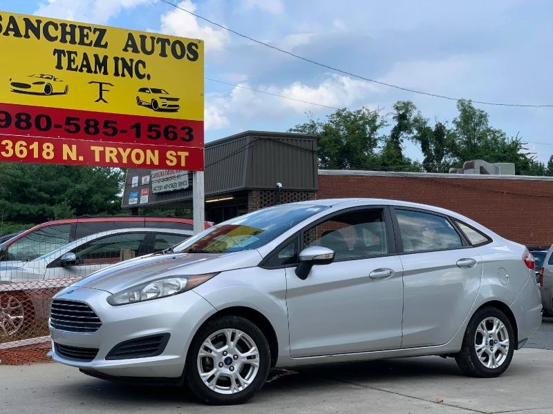 Ford FIESTA 2014 price $4,900