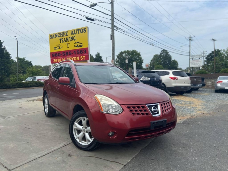 Nissan ROGUE 2009 price $4,900