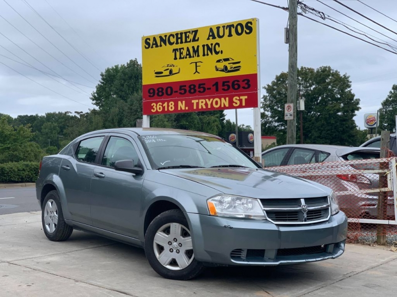 DODGE AVENGER 2008 price $3,900