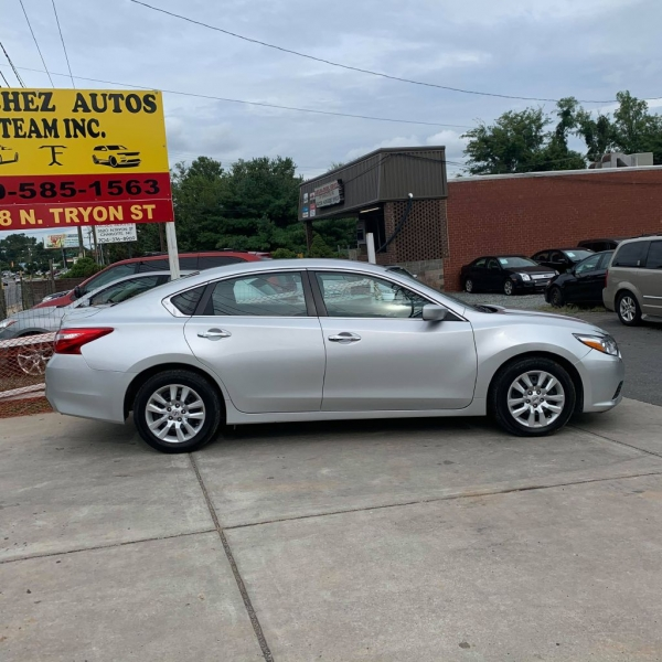 NISSAN ALTIMA 2016 price $8,900