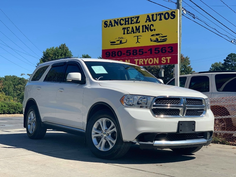DODGE DURANGO 2012 price $9,900