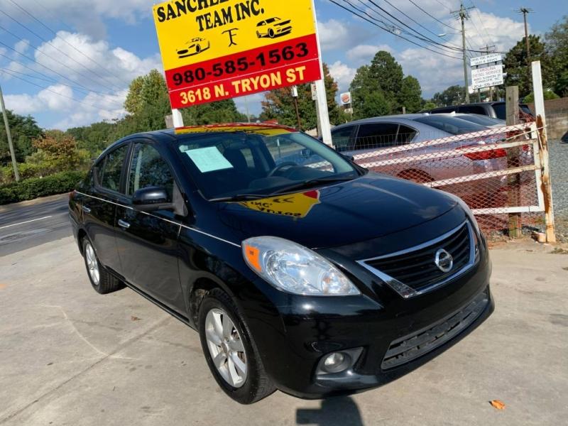 NISSAN VERSA 2012 price $4,900