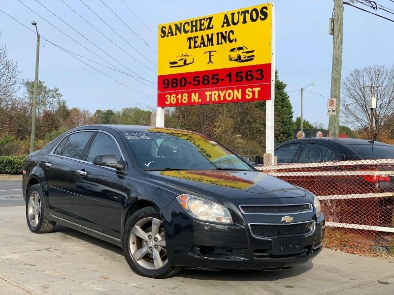 Chevrolet MALIBU 2012 price $4,900