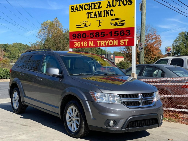 DODGE JOURNEY 2013 price $6,900