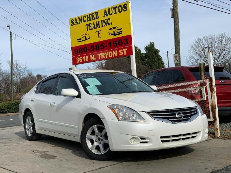 Nissan ALTIMA 2012 price $4,900