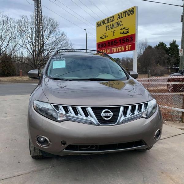 Nissan MURANO 2009 price $4,900