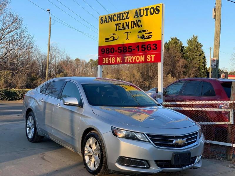 Chevrolet IMPALA 2014 price $11,900