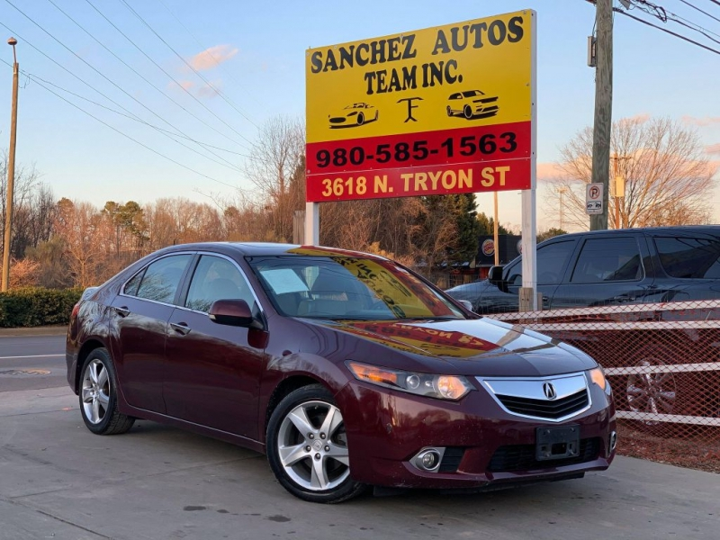 Acura TSX 2011 price $6,900