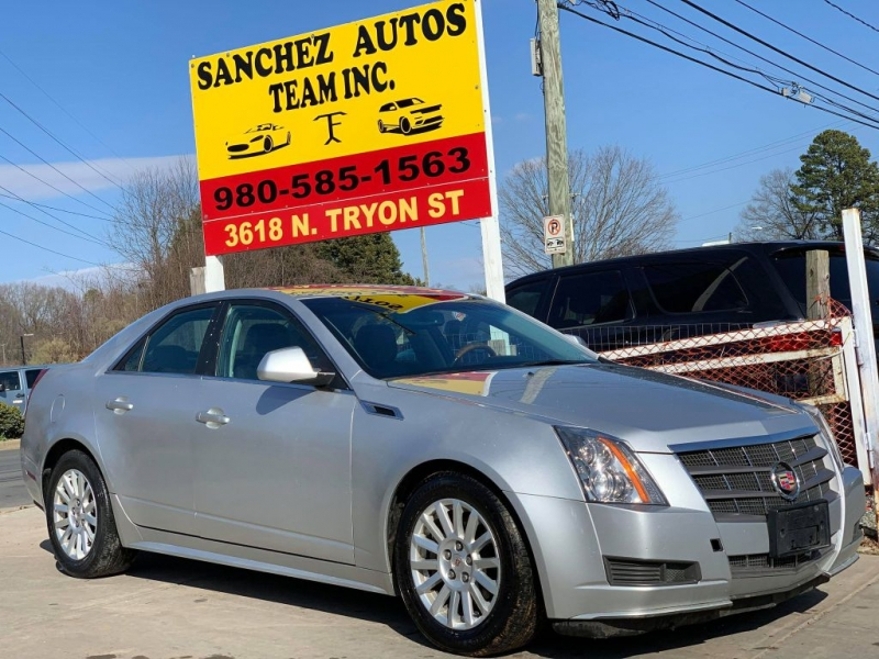 CADILLAC CTS 2011 price $9,900